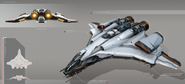 Vakr Ship Fighter
