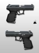 SSOID Weapon Pistol