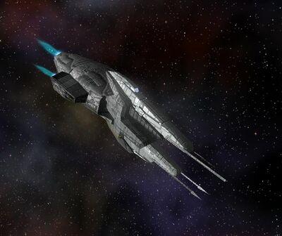 Gemini fighter