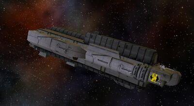 Belter Factory ship