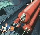 Dragonar shuttle 1