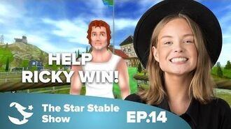 Help Ricky win! - The Star Stable Show -2.14