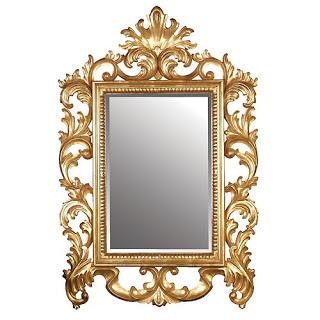 French Bedroom4 Versailles Mirror