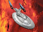 Enterprise Crimson Shadow