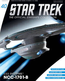 Official Starships Collection 40