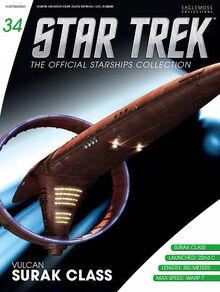 Star Trek Official Starships Collection Issue 34