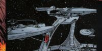 Unnamed Excelsior class starships