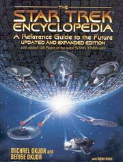 Star Trek Encyclopedia cover