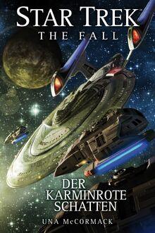 Star Trek The Fall The Crimson Shadow (German, Cross Cult)