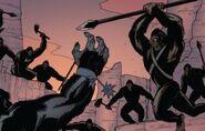 Taurus anthropoid attacks