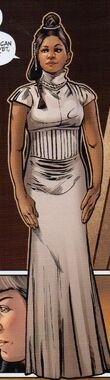 Uhura on sabattical