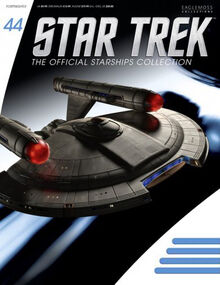 Star Trek Official Starships Collection Issue 44