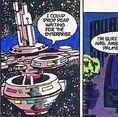Starbase 42 DC Comics