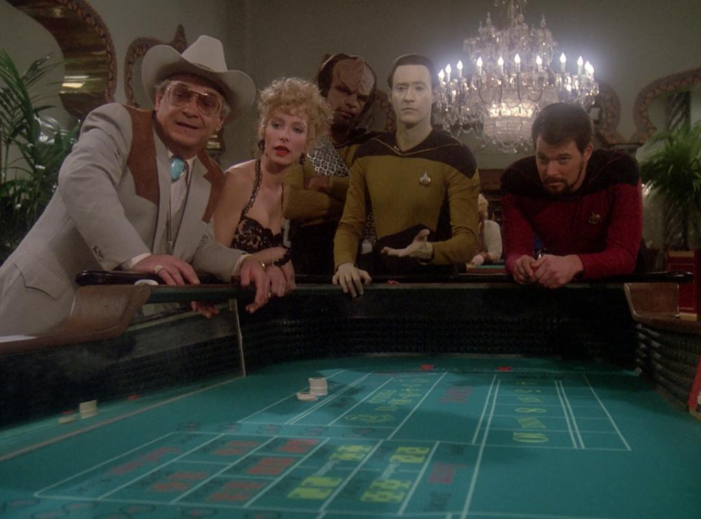 star trek next generation casino episode