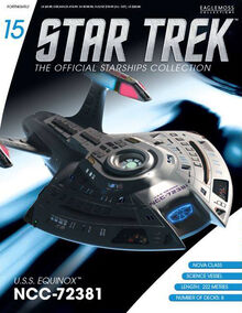 Star Trek Official Starships Collection Issue 15