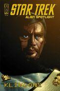 Alien Spotlight Klingons