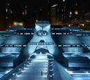 United Earth Embassy on Vulcan
