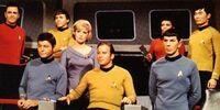Starfleet uniform (2265-2270)
