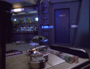 USS Rubicon, shrunk