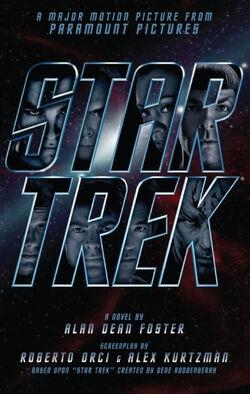 Star Trek film novel