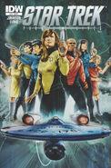 IDW Star Trek, Issue 30