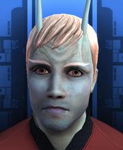 Lieutenant Thelis