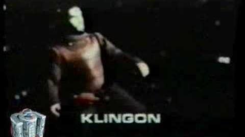 Mego Star Trek Commercial