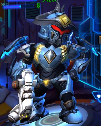 Wrath Armor (No Background) - SW2