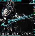 Bad guy cygni