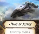 Hand of Justice