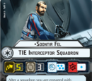 Soontir Fel TIE Interceptor Squadron