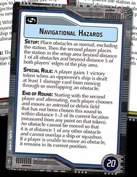 Navigational-hazards