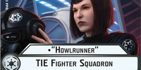 """Howlrunner"" TIE Fighter Squadron"