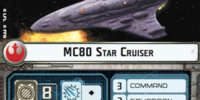 MC80 Star Cruiser