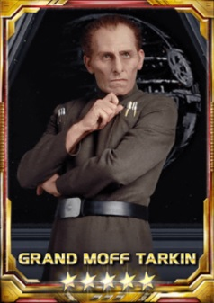 Grand Moff Tarkin 5S