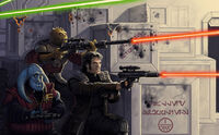 Shootout at StarForge Station