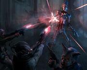 Laser-reflective armor