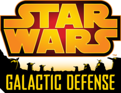 Galactic Defense logo