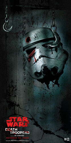 Death Troopers poster