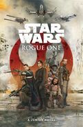 RogueOneJuniorNovel-Paperback