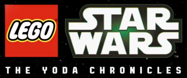 File:Lego star Wars the yoda chronicles logo.png