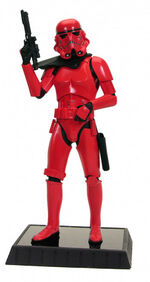 Magma trooper ActionFigure