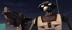 Tactical droid chris