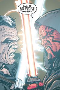 Roan Fel vs Darth Kruhl2