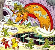 Orcon attacks