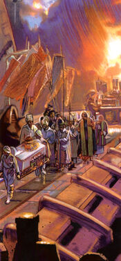 Amanoa funeral