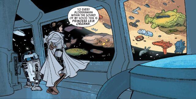File:Leia addresses the Alderaanians.jpg