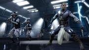Rebel trooper starkiller