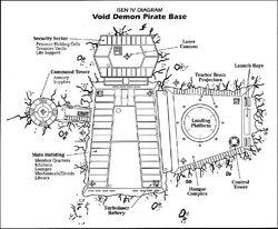 Void Demon Pirate Base