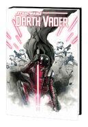 Star Wars Darth Vader Volume 1 hardcover variant cover